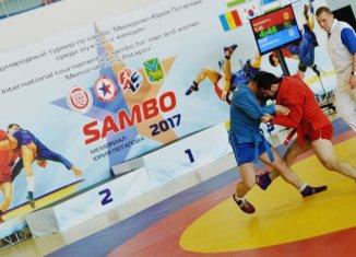 Международный турнир по самбо