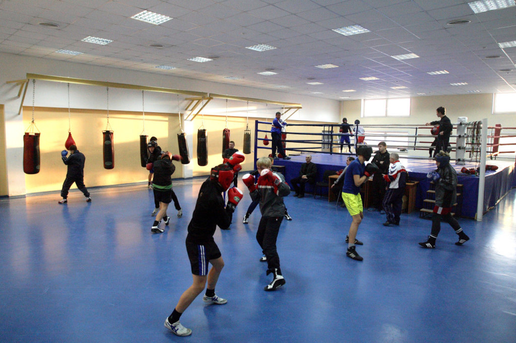 зал бокса 2